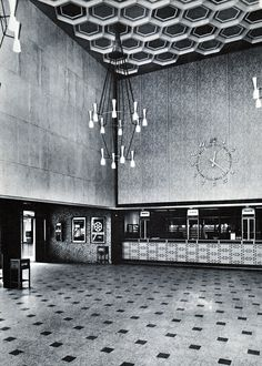 Wow check this out guys.Chichester Train Station in the Chichester West Sussex, Bognor Regis, Lobbies, Train Station, Modern Lighting, Interior Architecture, 1960s, Beautiful Places, Buildings