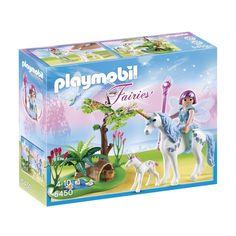 Playmobil Fairies 5450 Waterfee Aquarella op de Eenhoornweide   Kruidvat 14,99