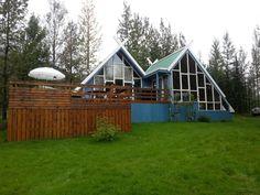 Cottage in Iceland: Summerhouse Laugarvatn Iceland, Laugarvatn - Bungalo.com