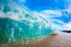 Waaaaaaaaaves! waves water  Wall of water on back end of breaking tide