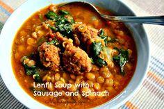 Filipino (Pinoy) Style Lentil Soup