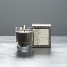 Woodfire candle ($15.75 from Illume)
