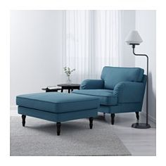 Extra wide and deep armchair with plenty of room for you to sit and relax comfortably. You get extra soft comfort and support because the thick cushion has a core of pocket springs and a top of cut foam and polyester fibers. The core of pocket springs is durable and keeps its form and soft comfort for a longer time. The cover is easy to keep clean as it is removable and can be machine washed. 10-year limited warrranty. Read about the terms in the limited warranty brochure.