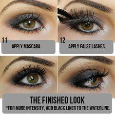 Makeup Tips, Beauty Reviews, Tutorials | Miss Natty's Beauty Diary Blog: Step by Step Smokey Taupe Eyeshadow Tutorial!