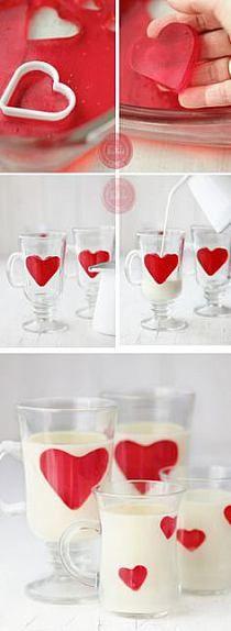 Kreative Idee für Muttertag & Valentinstag