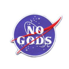 No Gods Patch from Mean Folk