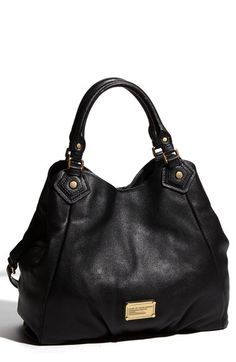 MARC BY MARC JACOBS 'Classic Q - Francesca' Leather Shopper available at #Nordstrom