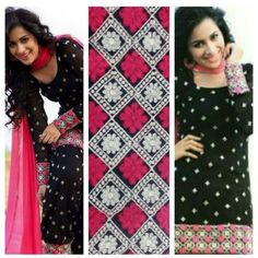 New Latest Udta Punjab Black And Pink Cotton Patiyala Suit Saiveera Fashion is a #Manufacturer Wholesaler,Trader, Popular Dealar and Retailar Of wide Range Salwar Suit, Dress Material, Saree, Lehnga Choli, Bollywood Collection Replica, and Also Multiple Purpose of Variety Such as Like #Churidar, Patiala, Anarkali, Cotton, Georgette, Net, Cotton, Pure Cotton Dress Material. For Any Other Query Call/Whatsapp - +91-8469103344.