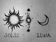 Moon phases, moon, and the sun... running 'horizontal' up my forearm. #makessensetome #sorry