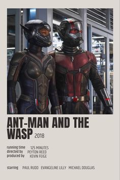 Marvel Poster Ant-Man and The Wasp Poster Marvel, Marvel Movie Posters, Avengers Poster, Iconic Movie Posters, Minimal Movie Posters, Film Posters, Films Marvel, Avengers Movies, Ant Man Poster