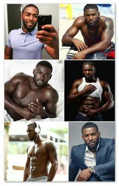 "6 reasons why Donnell "" Donny Savage Blaylock Jr. Should be casted as Jerome Wilder Fine Black Men, Gorgeous Black Men, Hot Black Guys, Handsome Black Men, Black Boys, Fine Men, Beautiful Men, Donny Savage, Dark Man"