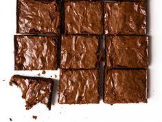 Supernatural brownies- saveur