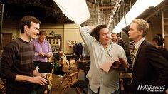 'How I Met Your Mother' Was Inspired by 9/11  Show creators Carter Bays and Craig Thomas noted the CBS sitcom's emotional roots during the New York Television Festival.  read more