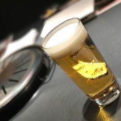 #土曜日の夜  #今週 も #お疲れ様  #待ち合わせ 前に #ひとりビールですがなにか