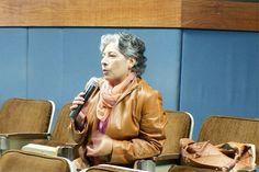 Sesión de preguntas, Mtra. Ana Gurrola, Auditorio de la DGTIC, Seminario: Visiones sobre la Mediación Tecnológica en Educación, 23 de septiembre de 2013.