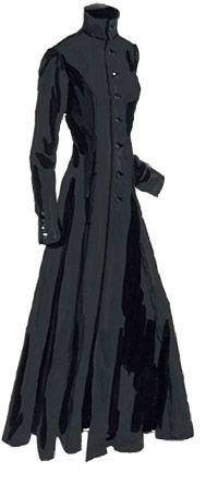 Victorian Travel Coat at J. Peterman