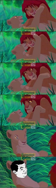 yeah simba..... if you know what I mean.....