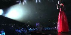 The best crowd,  the best fans, the best idol