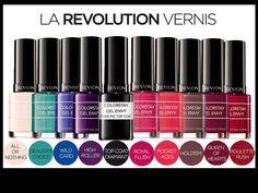 Gamme #Colorstay Gel Envy #Revlon #RevlonFrance