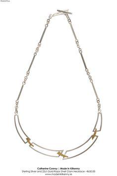 #Jewelry #Jewellery #Necklace #MadeinKilkenny #Kilkenny #Ireland #IrelandsAncientEast #fashion #style #trendsetter #giftideas #forher