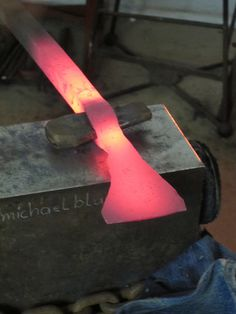 AXE FORGING | Flickr - Photo Sharing!