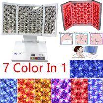 Angel Kiss Mini Foldable PDT LED 7 Color Photon Therapy Facial Salon Skin Care Treatment Machine @ http://astore.amazon.com/health-wealth-20/detail/B014HXTMOK