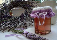levandulový med - lavendel honing