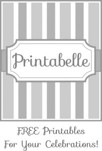 I realize that their banner is grey and white, but you should really check out the site. Beautiful, colorfull FREE printables for a variety of holidays and needs.