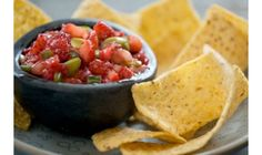 Strawberry Salsa | The Daily Meal