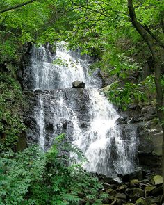 Palisades Interstate Park NJ Section (Greenbrook Waterfalls)