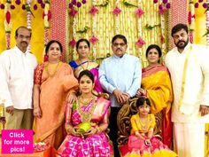 Chiranjeevis daughter Srija ties the knot with childhood sweetheart!