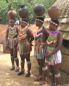 South African Culture, Customs And Practices Writ Large: Re-Morphed Cultural Renaissance Against Dysfunctional Existence African Tribes, African Women, African Nations, African Beauty, African Fashion, African Style, Zulu Traditional Attire, Zulu Women, Afro