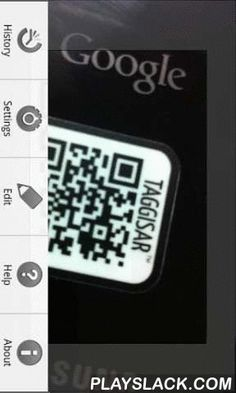 Taggisar - Scan And Edit QR's  Android App - playslack.com , ICE stickers are used to save your emergency contacts and medical information. In Case of an Emergency the information is easy and instantly available by scanning the QR code on the sticker. By using the automatic location update feature in this app your latest position will always be available for your emergency contacts.