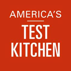 America's Test Kitchen is a real 2,500 square foot test kitchen located just outside of Boston that is home to more than three dozen full-time cooks and prod...