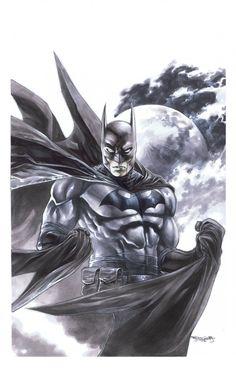 Batman by Stephen Segovia