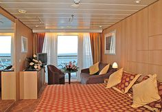 Yachting Club, Msc Cruises, Travel Inspiration, Ships, Bed, Room, Balcony, Furniture, Hotels