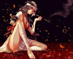Shiba Costumes, Bleach Shiba Kuukaku Cosplay Costume -- CosplaySuperDeal.com