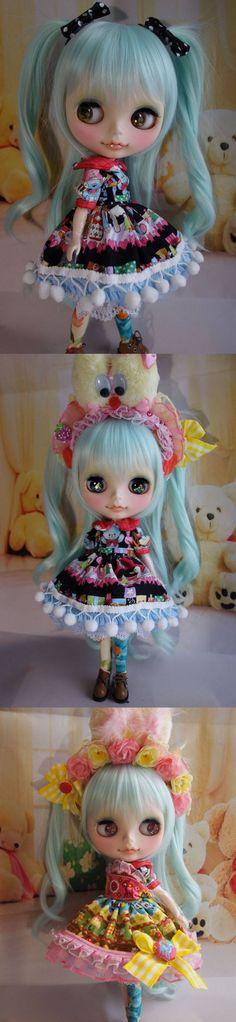 Custom Blythe ☆ fairy tale retro ☆ CustomBlythe [M & N] Admin - Auction - Rinkya! Japan Auction & Shopping