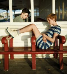 Agyness Deyns Dr. Martens Collection | Fashion Magazine | News. Fashion. Beauty. Music. | oystermag.com