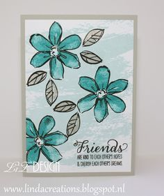 Stampin' Up: Garden in bloom on Pinterest | Stamp Sets, Stamps and ...