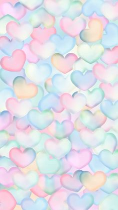 Pastel Hearts                                                                                                                                                                                 More