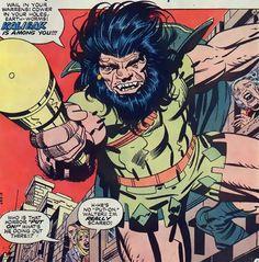 Kalibak screenshots, images and pictures - Comic Vine
