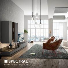 home entertainment mit spectral funktioniert immer und sieht top aus