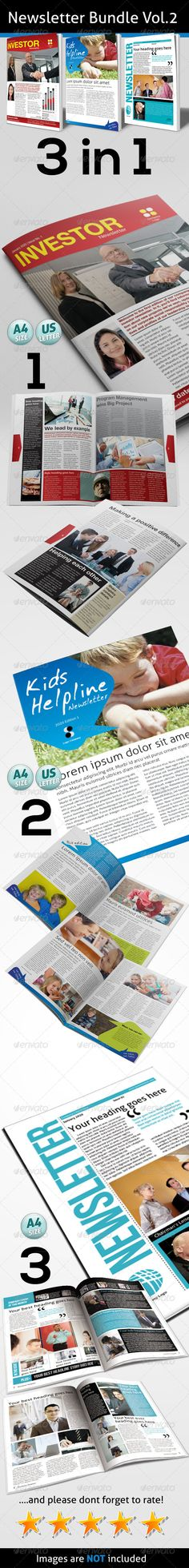 Metrofulus Newspaper  Newsletter Templates Print Templates And