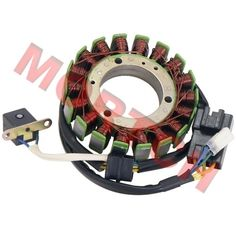 69.00$  Watch now - http://alix0e.worldwells.pw/go.php?t=32721687978 - 71 CF500cc CF188 18 Pole Stator Coil 3 + 2 Pins Scooter Motorcycle Go Karts Replacement Part 69.00$