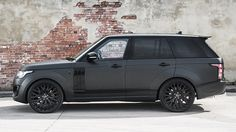 Land Rover Range Rover 5.0 V8 Supercharged Autobiography LWB Pace Car by Kahn Automobiles | Afzal Kahn