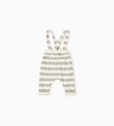Pantaloni bretelle-NUOVI ARRIVI-MINI   0-12 mesi-BAMBINI   ZARA Italia