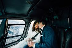 Thinking of having a destination wedding in Queenstown, New Zealand? Inspiration from Clarissa and Mark's real snow wedding in Queenstown live now Grand Canyon Helicopter, Luxury Helicopter, Helicopter Craft, Helicopter Tour, New Zealand Destinations, Real Weddings, Destination Weddings, Snow Wedding, Live In The Now