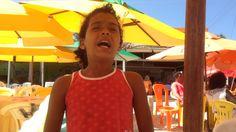 ANA CAROLINA - VENDEDORA DE COCADA - Praia do Saco (Aracajú-Sergipe-Bras...