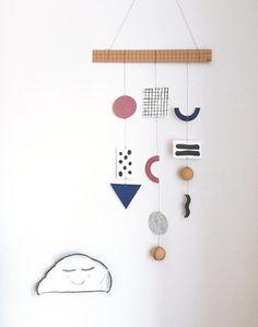 Wallhanging • Mobilé • DIY von SwantjeundFrieda
